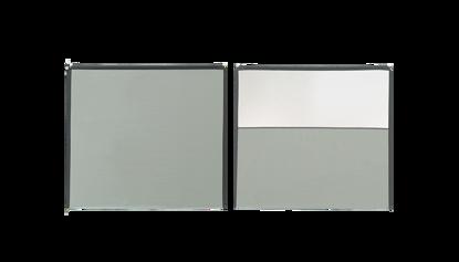 Billede af Flex Modul 4 / Grey ( uden rude )