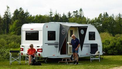 Billede af Dørmarkise til campingvogn