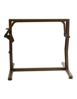 Billede af Hæve/sænke bordstel 75cm. brun