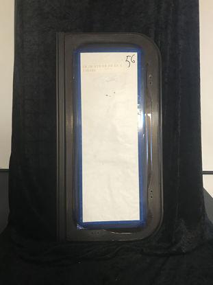 Billede af Brugt vindue 38 x 75 cm.