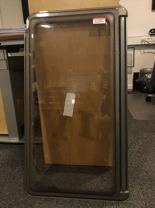Billede af Brugt vindue 47,3 x 85,4 cm.