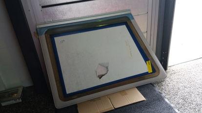 Billede af Brugt vindue 97,5 x 64 cm.