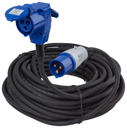 Billede til varegruppe 230 volts kabler