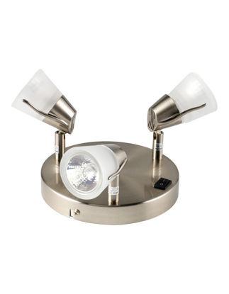 Billede af 12v. Loftlampe Meteor m. 3 spot