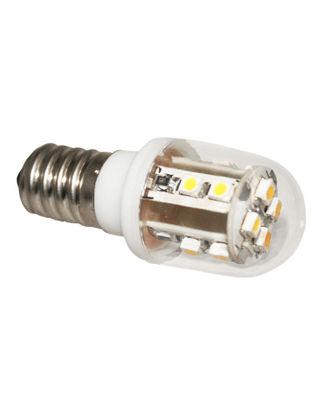 Billede af LED pære 12v 0,7w E14