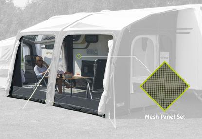 Billede af Dometic Mesh Panel Mobil AIR 361/391