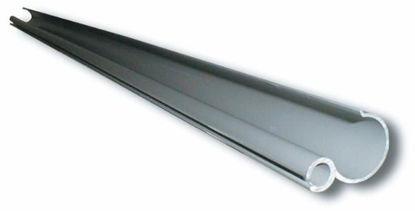 Billede af Tilslutningsprofil PVC 75cm. ( 4 stk. )