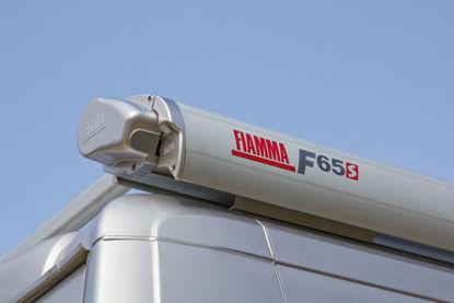 """Billede af Markise """"Fiamma F65s"""" 370 Royal Grey"""
