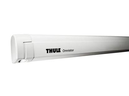 """Billede af Markise """"Thule 5200 Mystic Grey L: 350 cm D: 250 cm"""