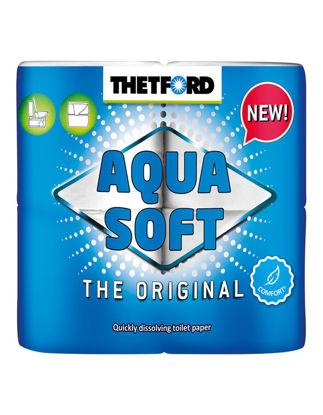 "Billede af Toiletpapir ""Thetford Aqua Soft"" 4 rl."